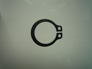 lock ring for motor sprocket