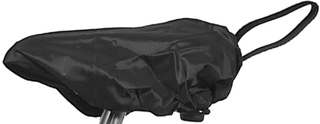 HABERLAND Saddle/Rain Cover, black